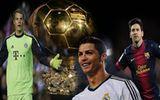 Video: Quả bóng vàng FIFA 2014 - Ronaldo chiếm ưu thế