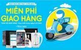 Ngày mua sắm trực tuyến đầu tiên ở Việt Nam chính thức bắt đầu