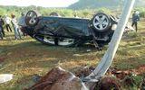 """CSGT lái BMW biển giả gây tai nạn: Chủ nhân """"biển thật"""" lên tiếng"""