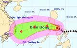 Tin mới nhất: Ngày mai, bão Hagupit sẽ vào biển Đông