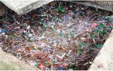 Báo động rác thải y tế ở phòng khám tư nhân