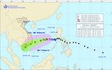 Tin bão mới nhất: Bão số 5 chuẩn bị đổ bộ vào vùng biển Việt Nam