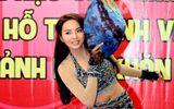 Video: Hoa hậu Kỳ Duyên múa nón lá khoe eo