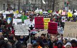 Mỹ: Hàng ngàn người biểu tình đòi công lý cho người da màu