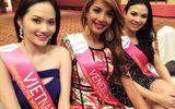 Thời trang & Làm đẹp - Diệu Linh chưa được cấp phép vẫn đi thi Hoa hậu du lịch Quốc tế