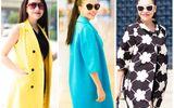Thời trang & Làm đẹp - Diện áo khoác mùa Đông cá tính, quyến rũ như Trà Ngọc Hằng