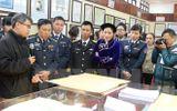 Chủ quyền - Triển lãm bằng chứng về chủ quyền biển đảo Việt Nam tại Cao Bằng