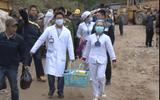 Sự kiện hàng ngày - Sập hầm thủy điện Đạ Dâng: Các bác sĩ bệnh viện Chợ Rẫy ứng cứu