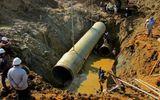9 lần vỡ ống nước sông Đà, Vinaconex xin rút khỏi Thương hiệu Quốc gia