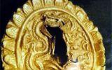 Xã hội - Tìm thấy vàng miếng hình rồng thời Lý ở Hoàng thành