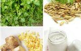 Sức khoẻ - Trị chứng đầy hơi chướng bụng hiệu quả bằng thực phẩm