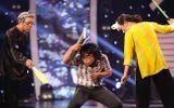 Truyền Hình - Bán kết 2 Vietnam's Got Talent: Nhóm hài Trung Dân khuấy động sân khấu