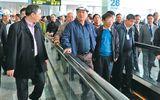 Sự kiện hàng ngày - Bộ trưởng Thăng kiểm tra 4 dự án lớn trước ngày khai thác
