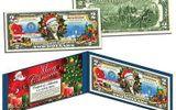 """Sưu tập tiền """"độc"""" cho mùa Giáng sinh và Tết Ất Mùi"""