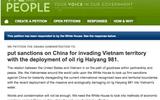 Nhà Trắng phản hồi đơn kiến nghị trừng phạt Trung Quốc