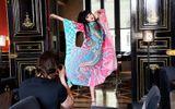 Tin tức giải trí - Hậu trường chụp ảnh của siêu mẫu gốc Việt tại Paris