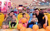 Tin tức giải trí - Kỳ nghỉ lễ của vợ chồng Ốc Thanh Vân và 3 nhóc tì