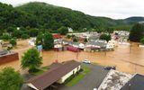Tin thế giới - Lũ lụt lịch sử tấn công Virginia, Mỹ