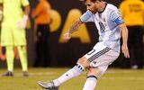 Bóng đá - Pha chạm bóng cuối cùng của Messi cho ĐT Argentina