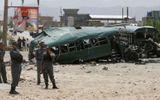 Tin thế giới - Afghanistan: Taliban đánh bom kép, 30 cảnh sát thiệt mạng