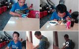 Cộng đồng mạng - Câu chuyện về cậu bé không tiền, không xin được việc, lang thang đói