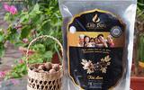 Truyền thông - Thương hiệu - Công bố 10 bạn đọc trúng thưởng 10 gói tỏi đen cô đơn Linh Đan loại 250 gram
