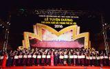 Giáo dục - TP. Hà Nội tuyên dương 100 thủ khoa tốt nghiệp xuất sắc