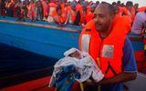 Tin thế giới - 6.500 người tị nạn được cứu sống ngoài khơi Lybia