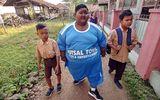 Sức khoẻ - Làm đẹp - Cậu bé 192 kg quyết tâm giảm cân để được đến trường