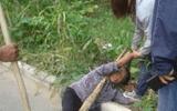 An ninh - Hình sự - Cậu bé 14 tuổi dùng búa đinh đánh bà cướp vàng