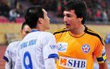 Vua phá lưới V.League đe dọa thành tích ghi bàn của Công Vinh
