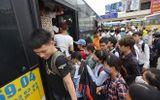 Xe buýt 2 tầng ở Hà Nội tiềm ẩn nhiều nguy cơ
