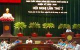 Khai mạc Hội nghị lần thứ 7, Ban Chấp hành Đảng bộ TPHCM khoá 10