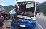 Phạt xe khách được xe tải cứu trên đèo Bảo Lộc 10,5 triệu