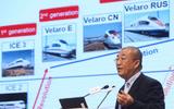 Trung Quốc thiết kế tàu cao tốc 500 km/giờ