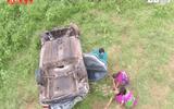 Cô dâu 8 tuổi phần 11 tập 74: Con gái Anandi suýt bị ô tô đâm