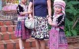 Sự thật sau bức ảnh hai cô bé Thái trộm đồng hồ du khách Tây