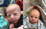 14 sắc thái biểu cảm của bé con 4 tháng khiến bạn vui ngay lập tức