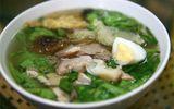 Mì vằn thắn - ăn hoành thánh theo kiểu Việt Nam