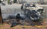 Quảng Ninh: Taxi đang chạy bỗng phát nổ, 2 người tử vong