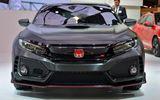 Honda ra mắt phiên bản nâng cấp Civic Type-R