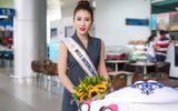 Bảo Như lặng lẽ lên đường tham dự Miss Intercontinental 2016