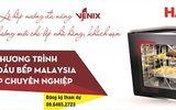 Giao lưu ẩm thực và trải nghiệm sản phẩm lò hấp nướng đa năng Venix tại Đà Nẵng