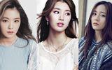 """""""Phiên bản tương lai"""" của 3 nữ thần nhan sắc Kpop Suzy, Krystal, Irene"""