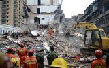 Sập 4 tòa nhà tại Trung Quốc, ít nhất 8 người thiệt mạng