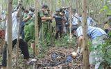 Hoảng hốt phát hiện bộ xương người trong rừng