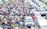 TP HCM đưa ra hàng loạt giải pháp chống kẹt xe cuối năm