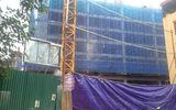 Sập giàn giáo công trình Eco Green Tower: Ai phải chịu trách nhiệm?
