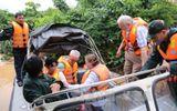 Thông tin mới nhất về thiệt hại của ngành đường sắt do mưa lũ