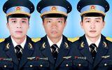 Vụ máy bay rơi tại Bà Rịa – Vũng Tàu: Thăng quân hàm cho 3 sĩ quan hy sinh